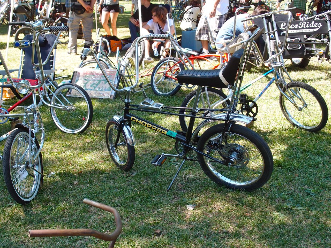 Toronto Vintage Bike Show | Biking in a Big City