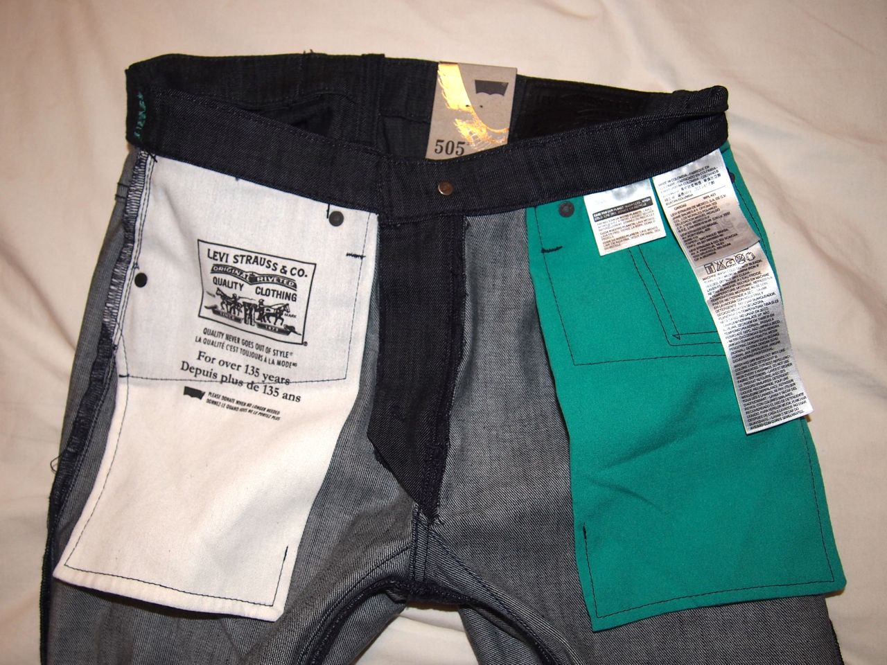 Levi S Commuter Jeans Take Two Biking In A Big City