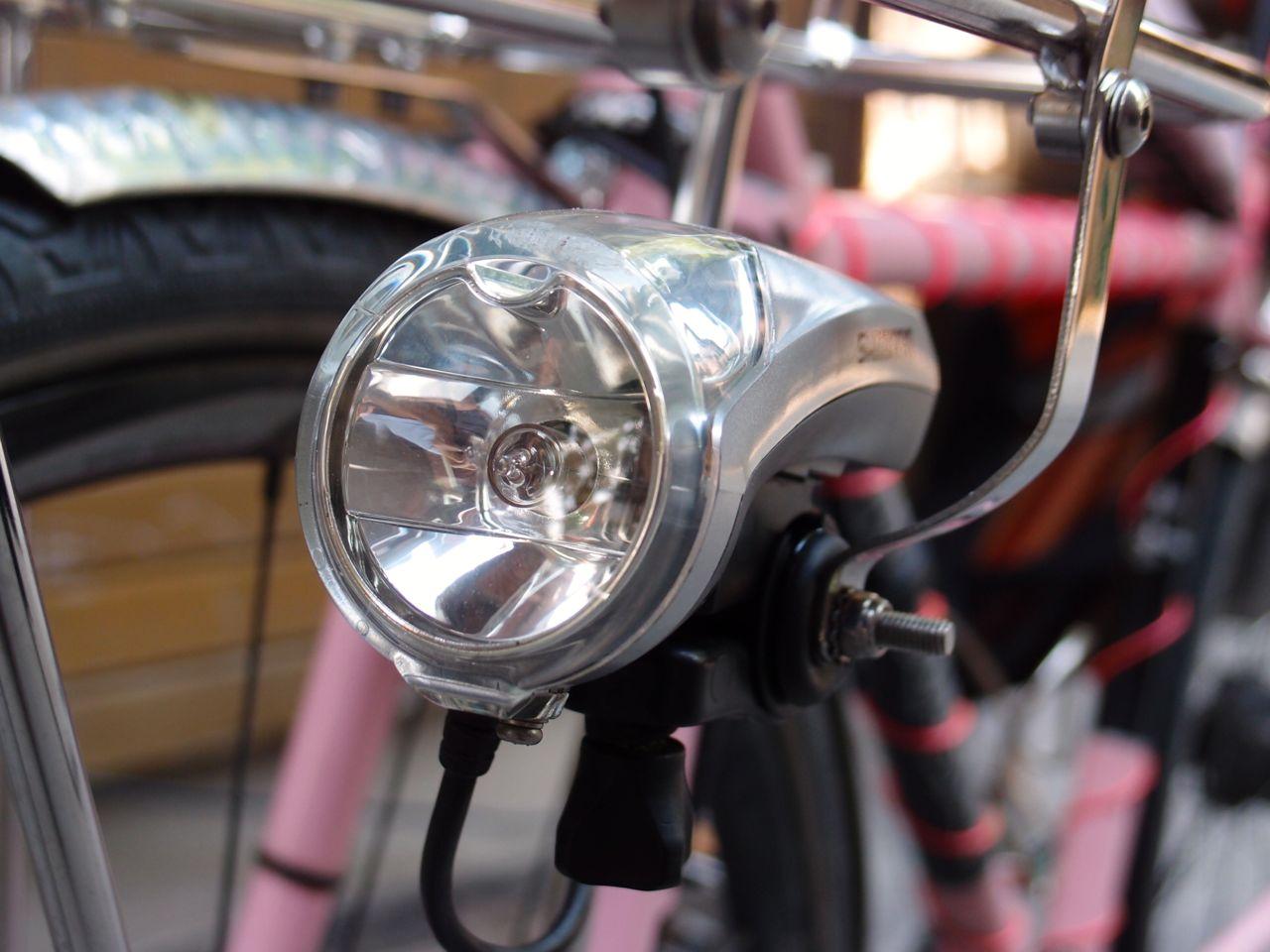 Large Fender Mount Headlights : Velo orange headlight mounting bracket i am not impressed