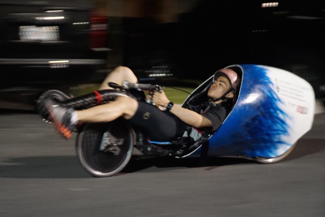 Asme Hpvc East More Late Night Testing Biking In A Big City