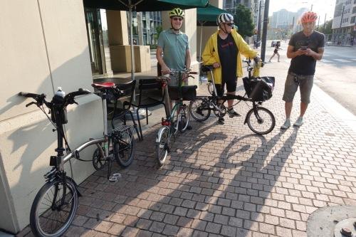 A bikeful Saturday | Biking in a Big City